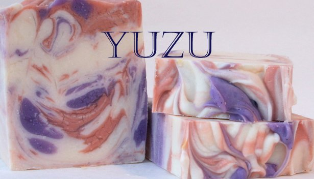 Yuzu Grapefruit Soap