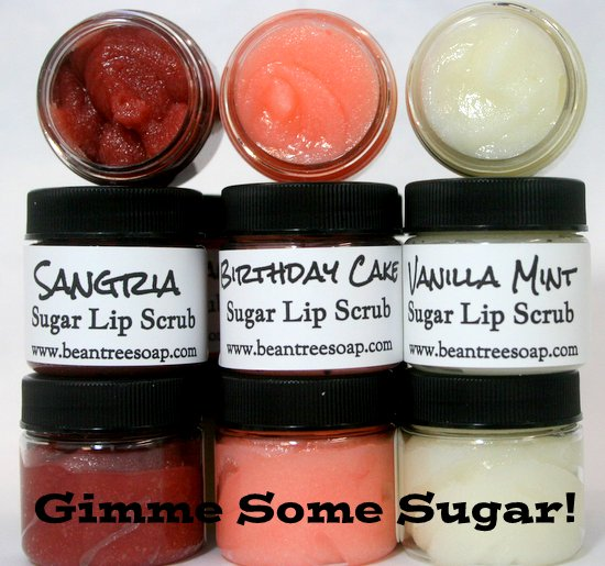 Sugar Lip Scrub