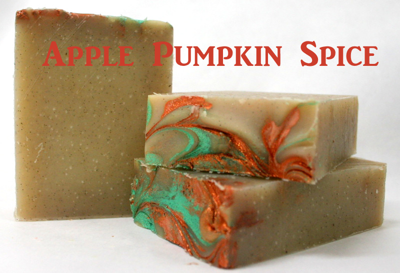 Apple Pumpkin Spice Soap