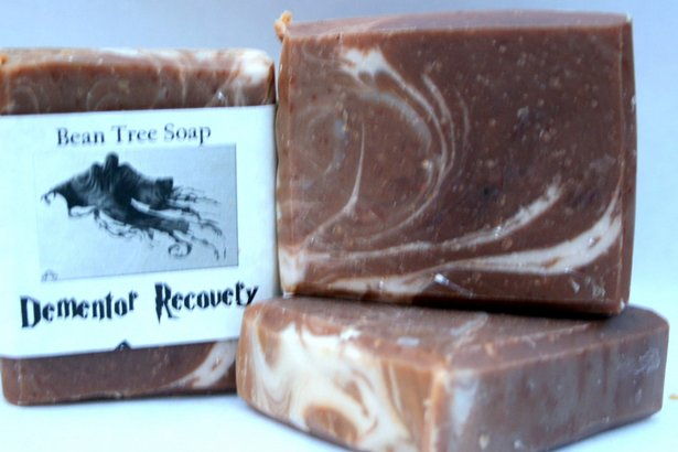 Dementor Recovery Harry Potter Soap