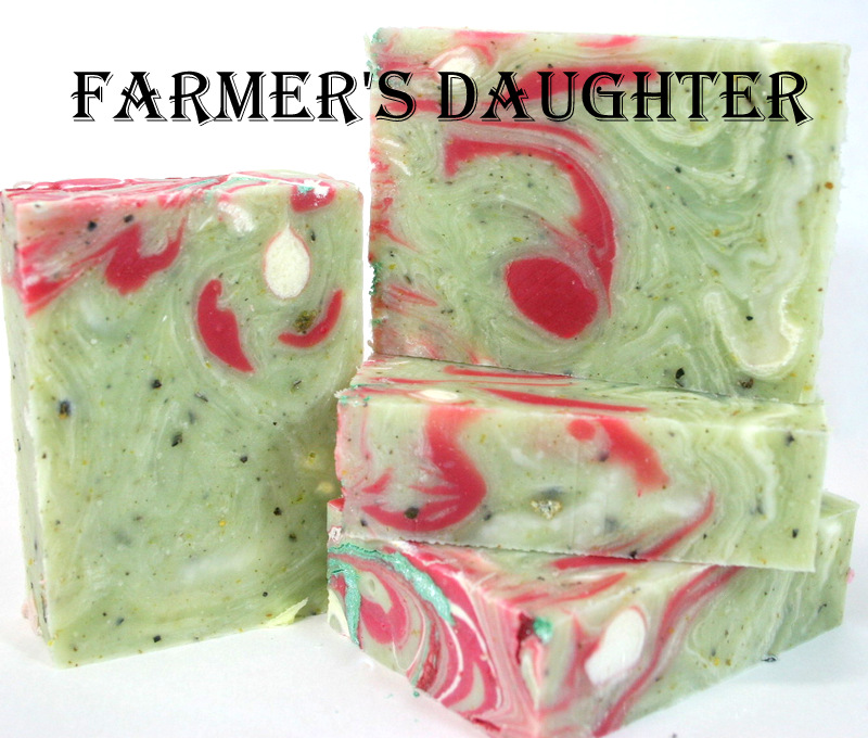 Farmer's Daughter Gardener Soap