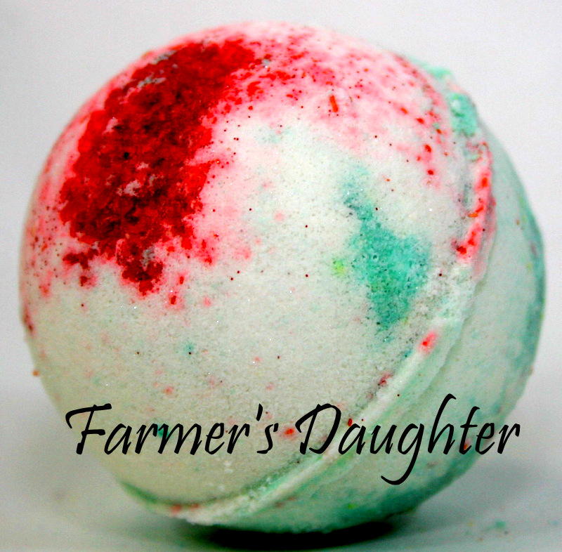 Farmer's Daughter Bath Bomb