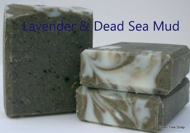 Lavender & Dead Sea Mud