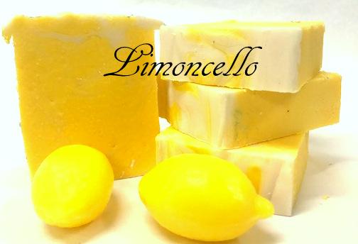 Limoncello Soap
