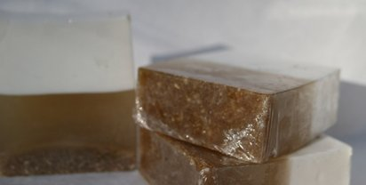Oatmeal Milk n' Honey Glycerin Soap