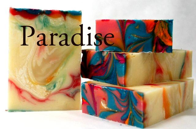 Paradise Soap