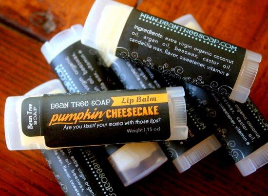 Pumpkin Cheesecake Lip Balm