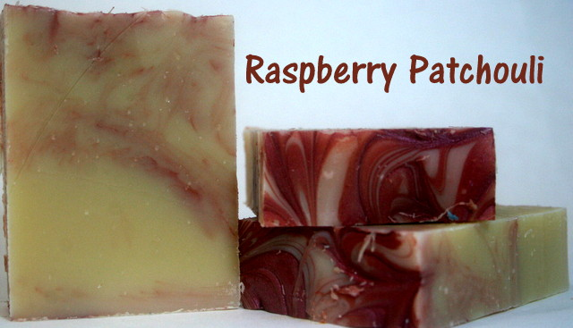 Raspberry Patchouli