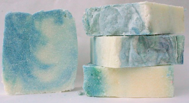 Spa  Sea Salt Soap