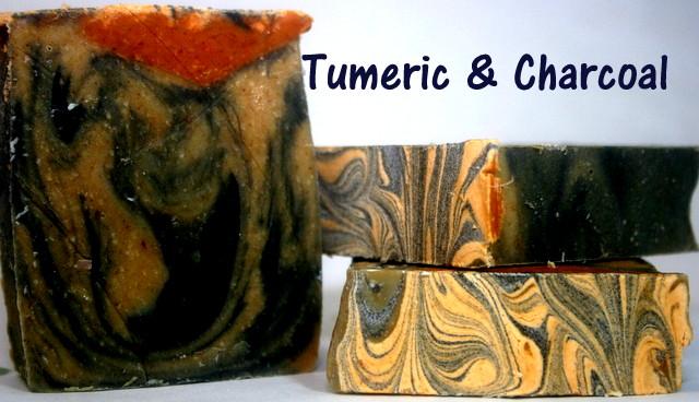 Tumeric & Charcoal